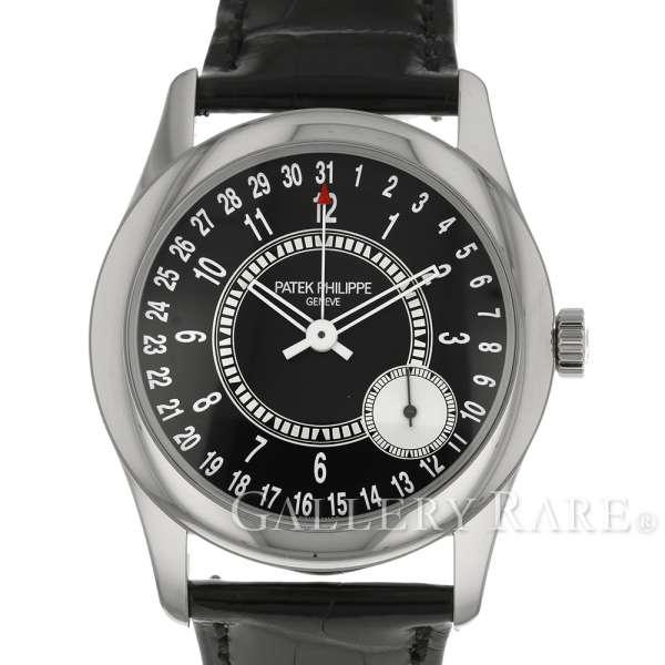 パテックフィリップ カラトラバ 6006G-001 PATEK PHILIPPE 腕時計 ウォッチ 18Kホワイトゴールド