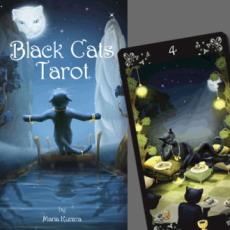 今人気の猫柄!ブラック・キャッツ
