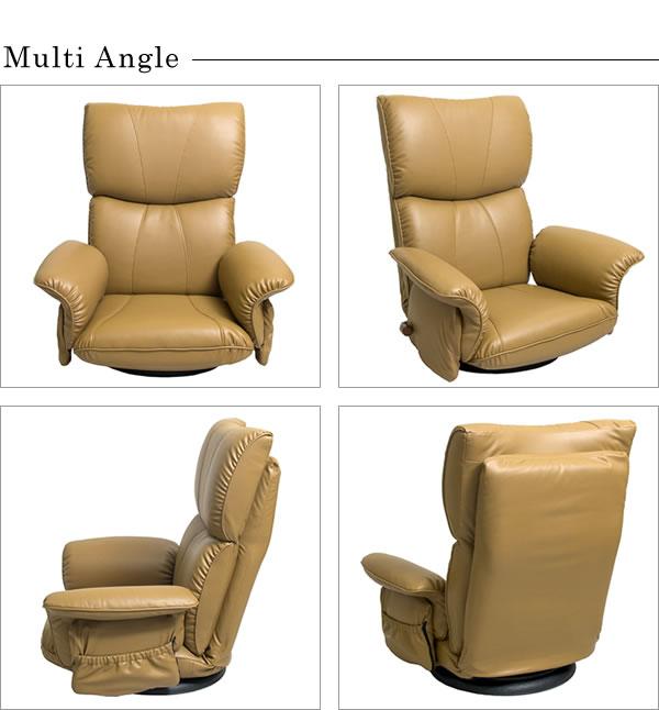 レザー座椅子
