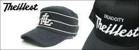 THE ILLEST CAP ハット