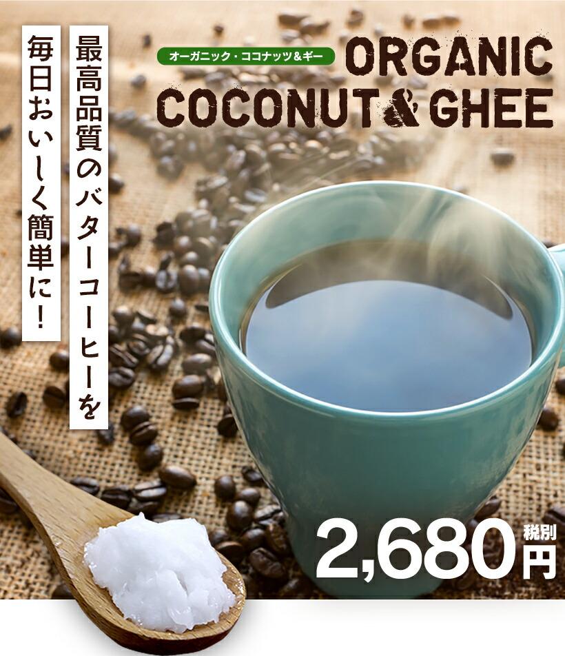 オーガニック スーパーフード ダイエット 糖質制限 健康 バオバブ モリンガココナッツギー1