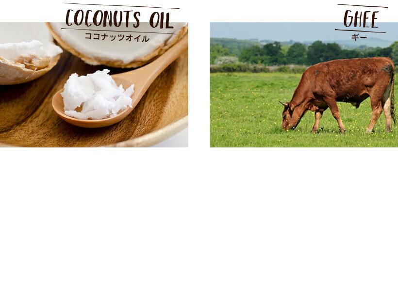 オーガニック スーパーフード ダイエット 糖質制限 健康 バオバブ モリンガココナッツギー2