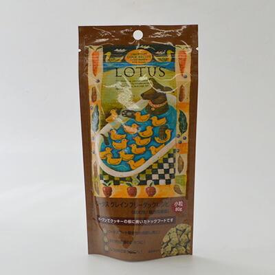 ロータス グレインフリー ダックレシピ 小粒