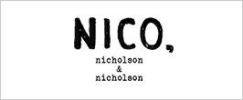 NICO. nicholson&nicholson/ニコ. ニコルソンアンドニコルソン