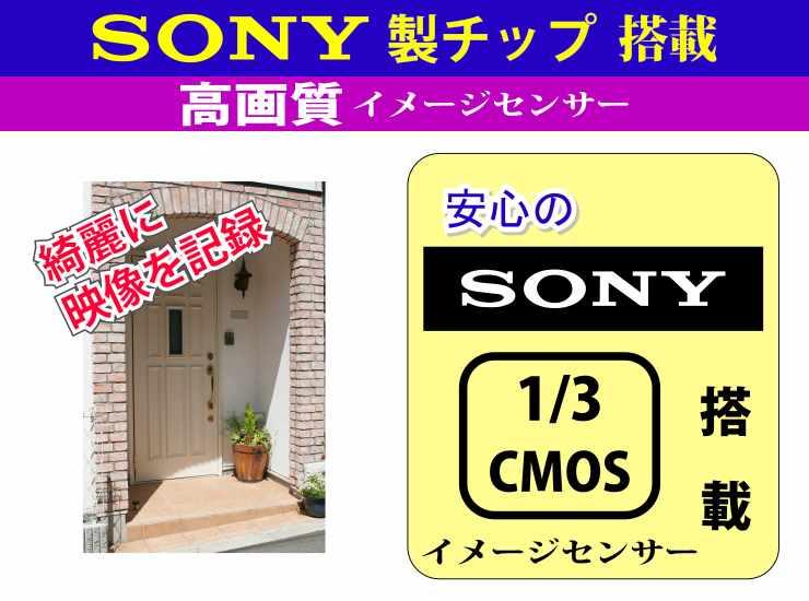 SONY1/3CMOS