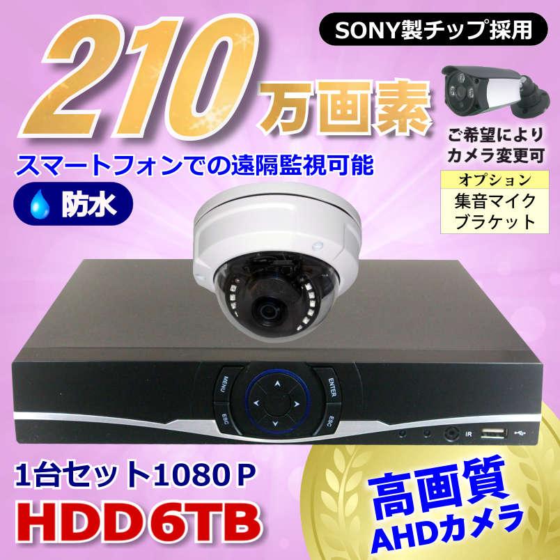 カメラ、レコーダーセット(AHD)