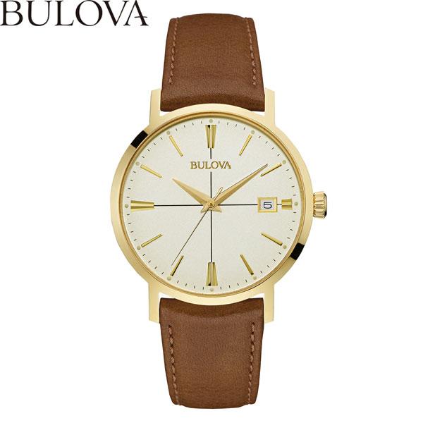 【無金利ローン可】 ブローバ [BULOVA] 97B151 メンズクラシック [MEN'S CLASSIC] エアロジェット [AEROJET] メンズ 腕時計 時計