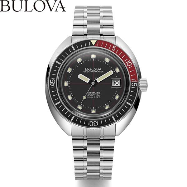 【無金利ローン可】 ブローバ [BULOVA] デビルダイバー [Devil Diver] 98B320