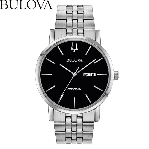 【無金利ローン可】 ブローバ [BULOVA] クラシック [CLASSIC] 96C132 クリッパー [Clipper] オートマチック 自動巻 メンズ 腕時計 時計