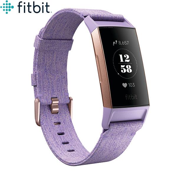 フィットビット [Fitbit] チャージ3 [Charge3] FB410RGLV-CJK