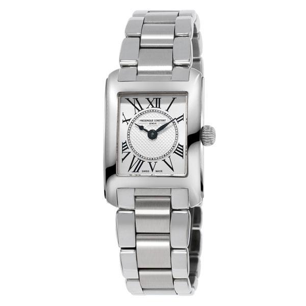 【3年間無料点検付】 フレデリックコンスタント [FREDERIQUE CONSTANT] クラシック カレ レディース クオーツ FC-200MC16B 腕時計 時計計