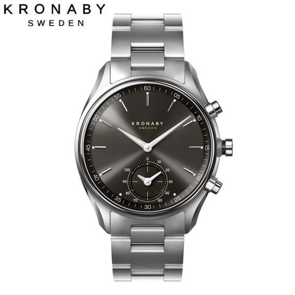 クロナビー [KRONABY] スマートウォッチ [smart watch] セイケル [SEKEL] A1000-1906