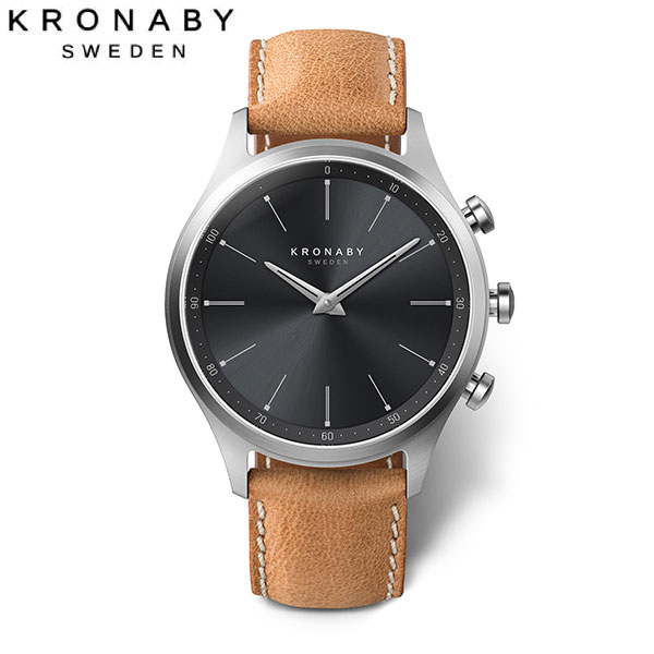クロナビー [KRONABY] スマートウォッチ [smart watch] セイケル [SEKEL] 41mm A1000-3123