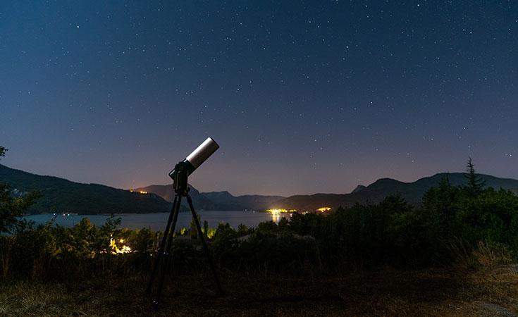 Unistellar eVscope eQuinox イメージ