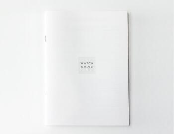 ウォッチブック,watch book