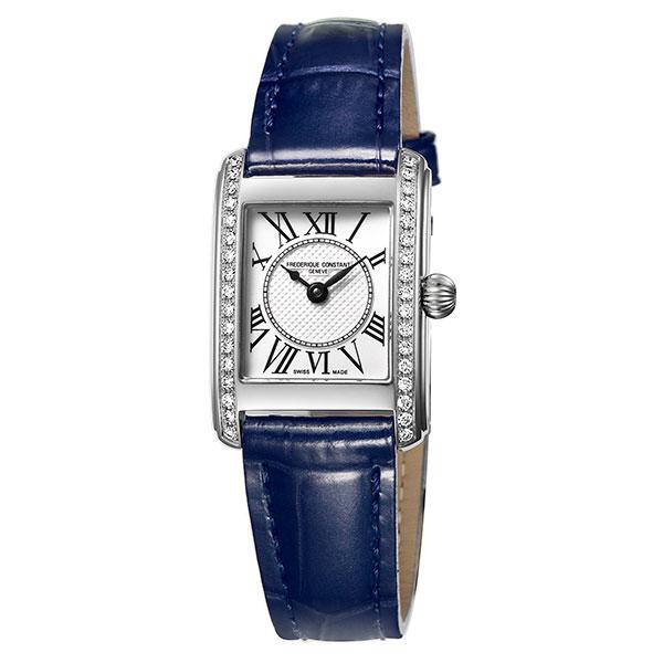 【無金利ローン可】【3年間無料点検付】 フレデリックコンスタント [FREDERIQUE CONSTANT] クラシック カレ レディース クオーツ FC-200MCD16 腕時計 時計