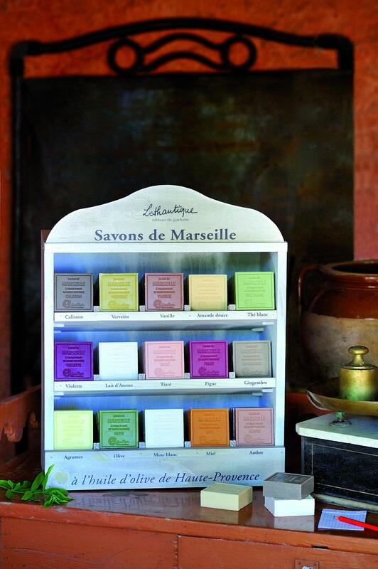 Les savons de Marseilleマルセイユソープ