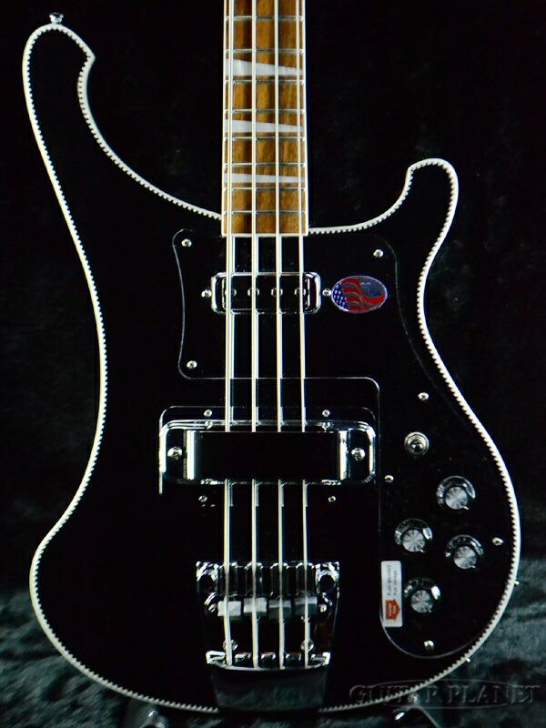 Guitar Planet Brand New Rickenbacker 4003 Cb Mirror Pearl