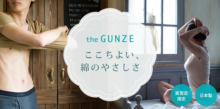 the GUNZE