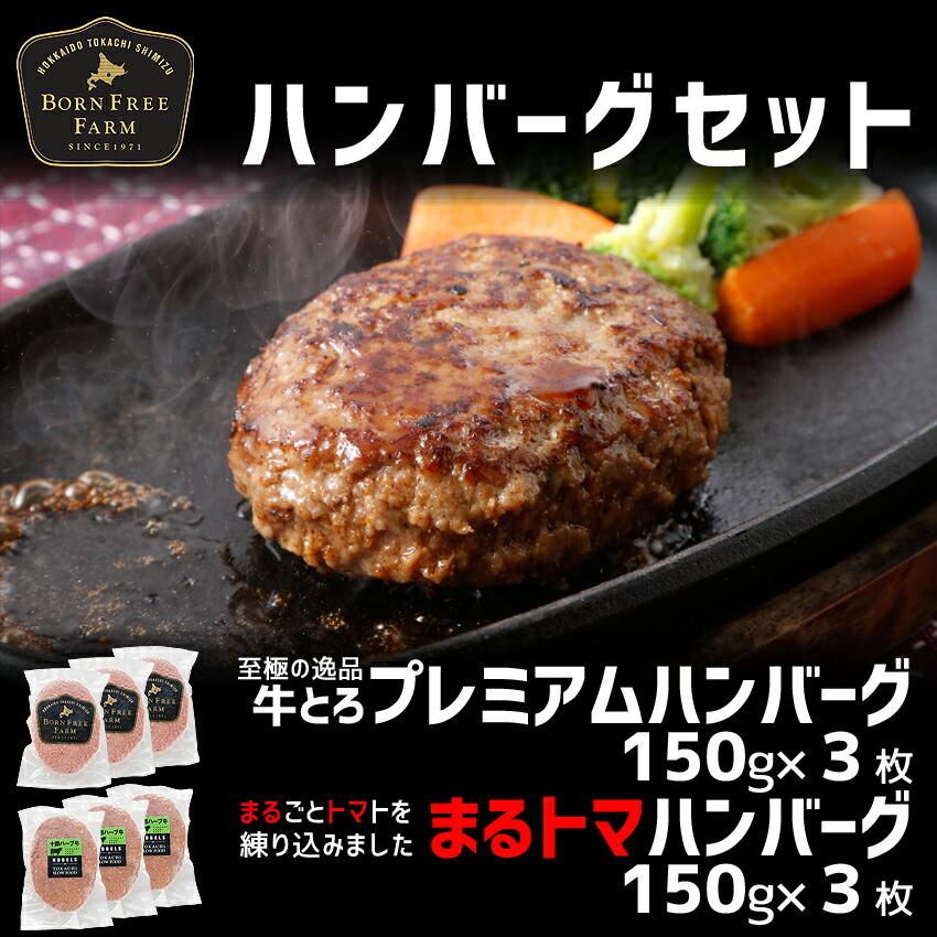 牛肉,ハンバーグセット