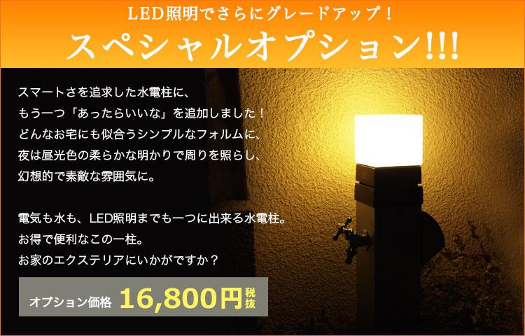 スペシャルオプションLED照明