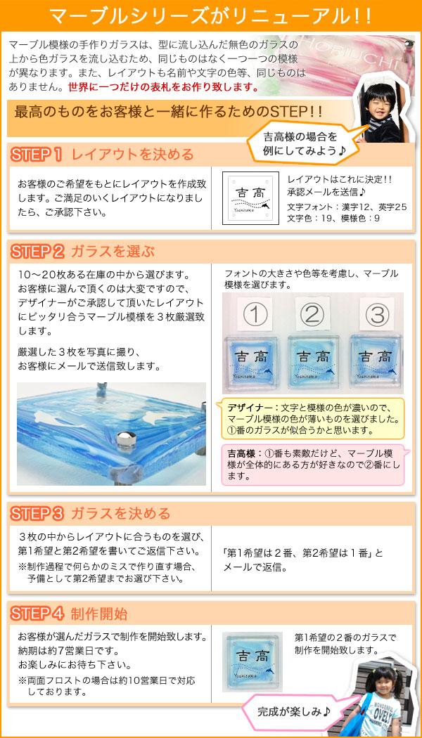 マーブルシリーズがリニューアル!!