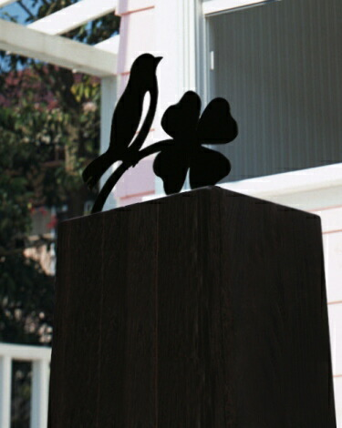 ウェルカムアニマル「幸せの鳥」