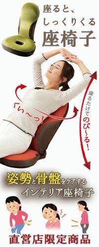 【骨盤 座椅子】