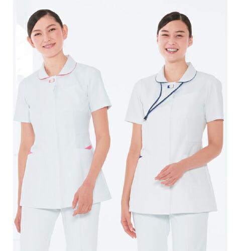 FT4552 ナガイレーベン(Naway) 女子上衣(全5色)[白衣ネット]