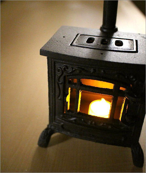 Mini Candle Stove: Rakuten Global Market: Art Of Miniature Stove