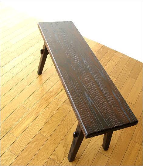 木製ベンチ90(6)