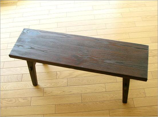 木製ベンチ90(7)