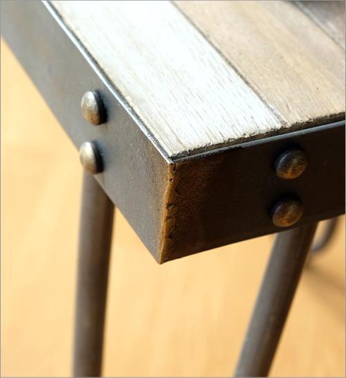 ウッドワーク サイドテーブル(3)
