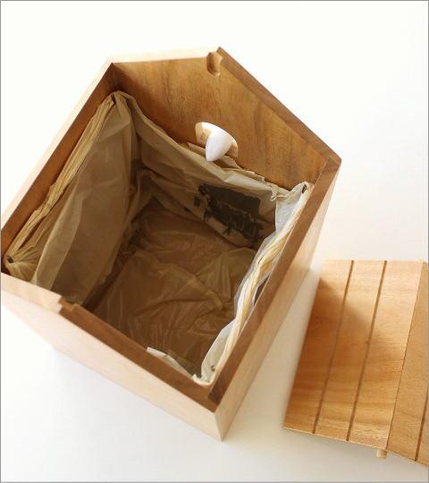 ハウス ゴミ箱(5)