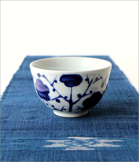 飯碗 古染枝梅(4)