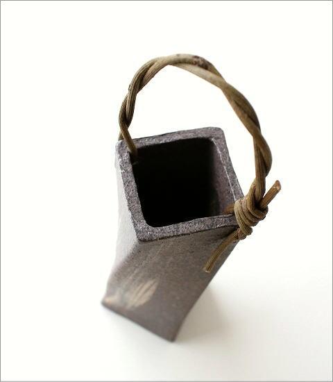 和陶器ベース 角ひねり 大(3)