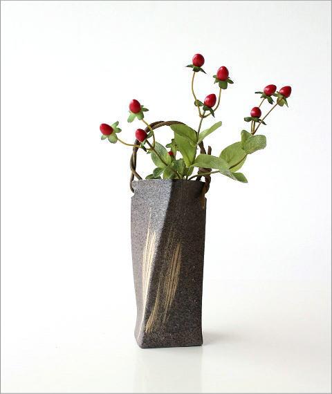 和陶器ベース 角ひねり 大(4)