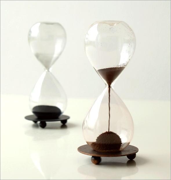 グラス アイアン サンドオブジェ 2カラー(1)