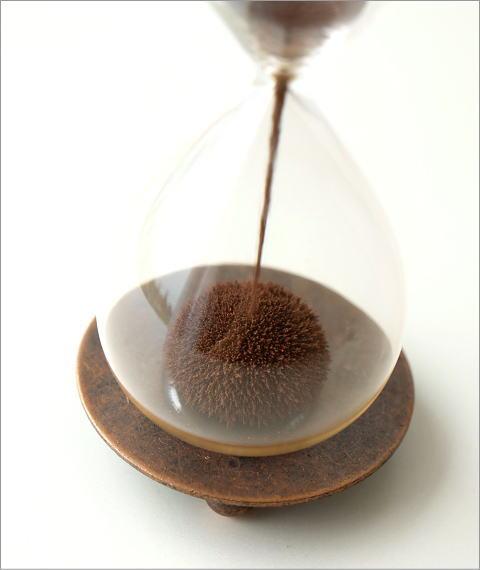 グラス アイアン サンドオブジェ 2カラー(2)