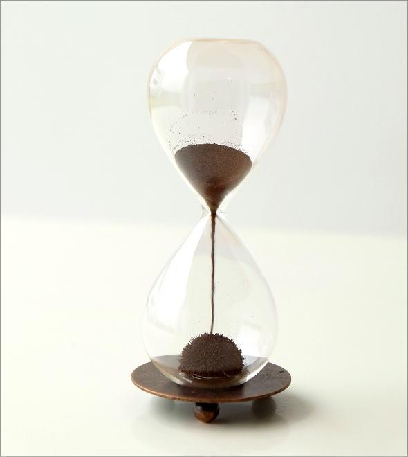 グラス アイアン サンドオブジェ 2カラー(4)