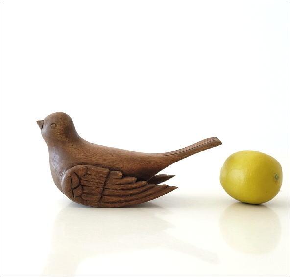 ハトの置物 S(3)