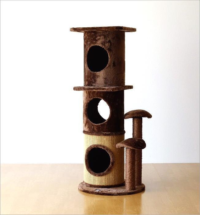 キャットタワー(5)