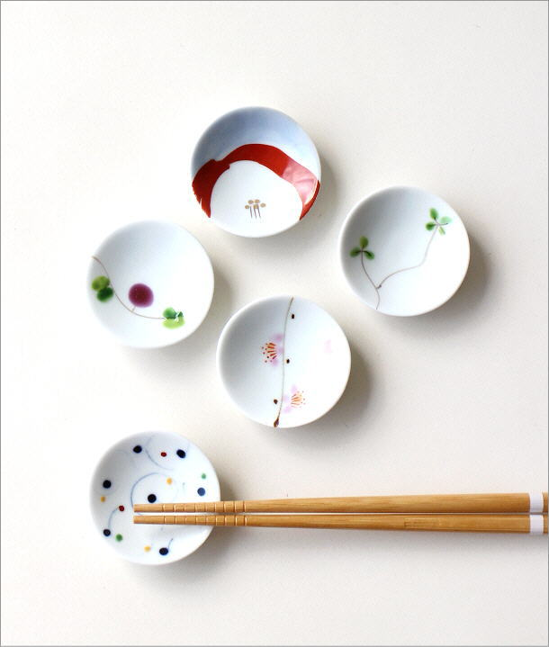 陶器の珍味箸置 A(1)