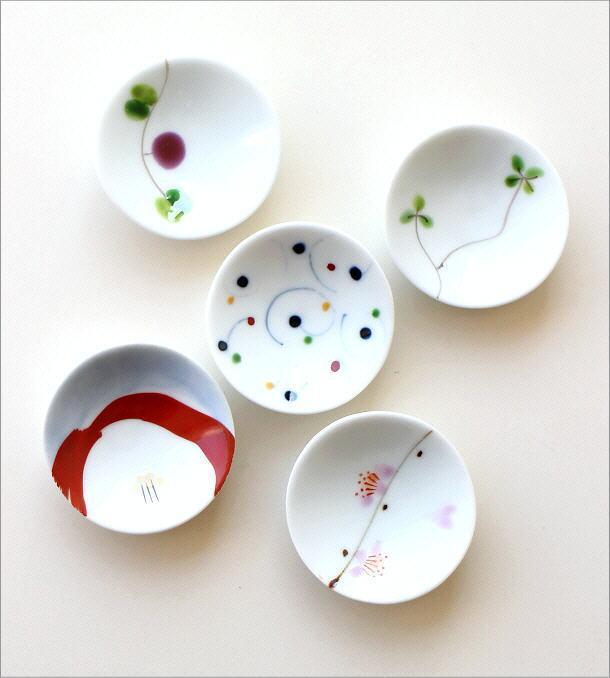 陶器の珍味箸置 A(4)