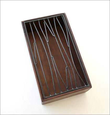 アイアンティッシュケースボックス B(4)
