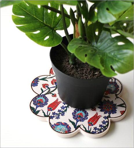 トルコの陶器プレート(2)