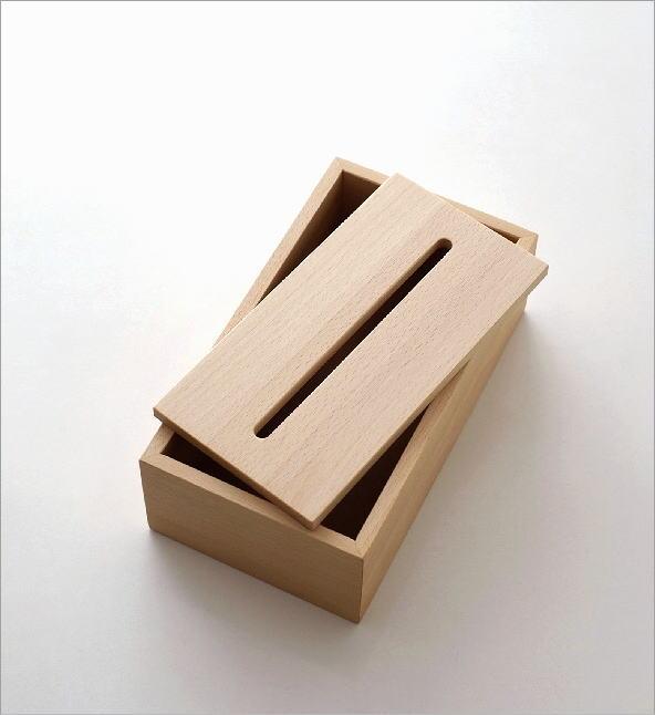 ティッシュBOX ピーチ(1)