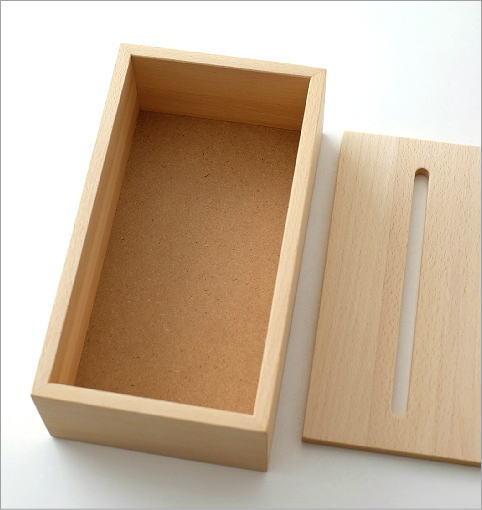 ティッシュBOX ピーチ(3)