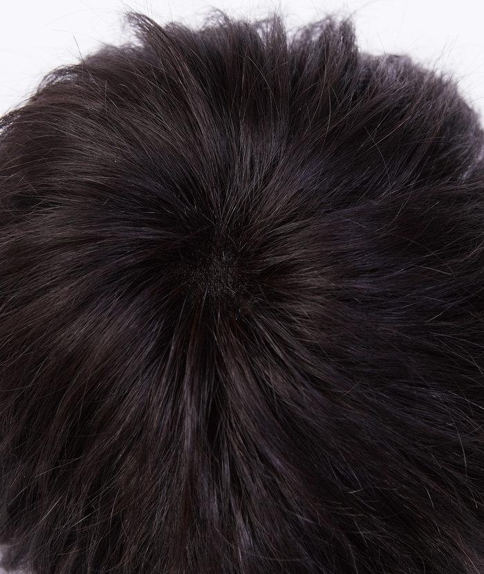カジュアルスタイル M ナチュラルブラックの画像3