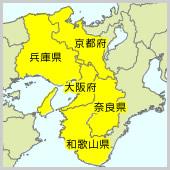 スタッフ配送地図